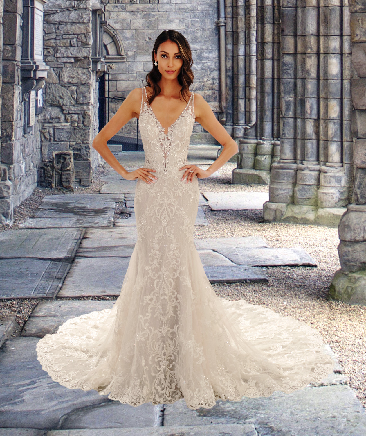 Eve Of Milady Spring 2019 Wedding Dress Collection Martha