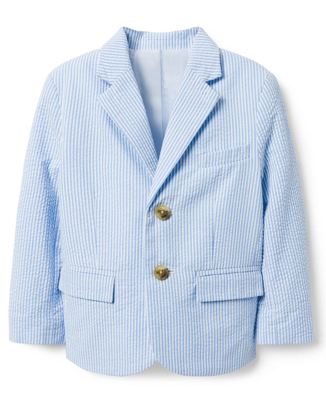 Janie and Jack Seersucker Blazer