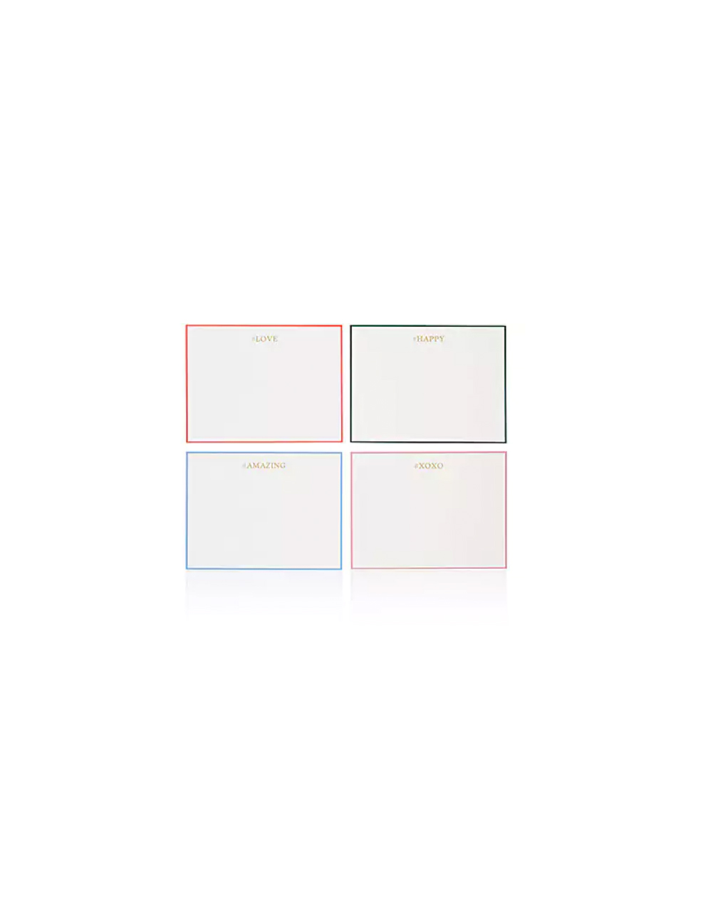 ivory anniversary gifts sweet social series notecard set connor