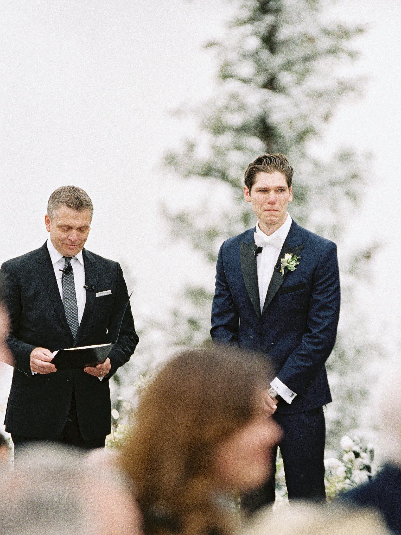 taylor cameron wedding processional