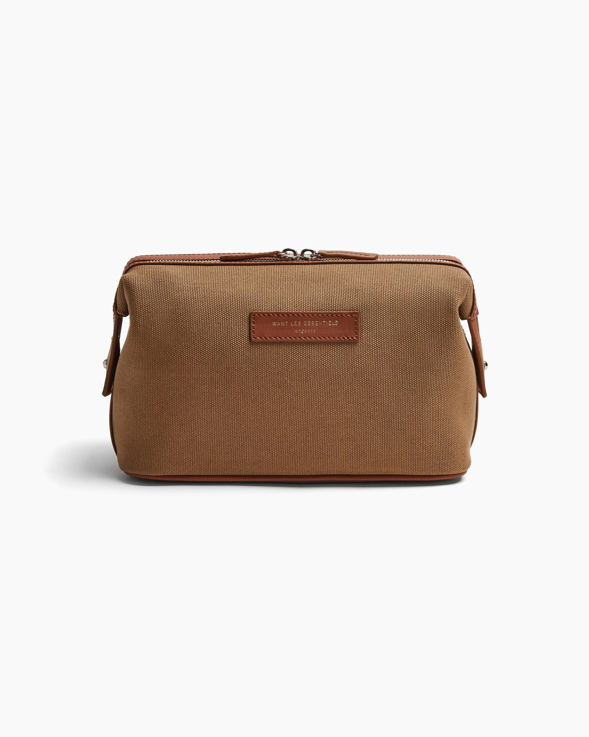 cotton anniversary dopp kit bag