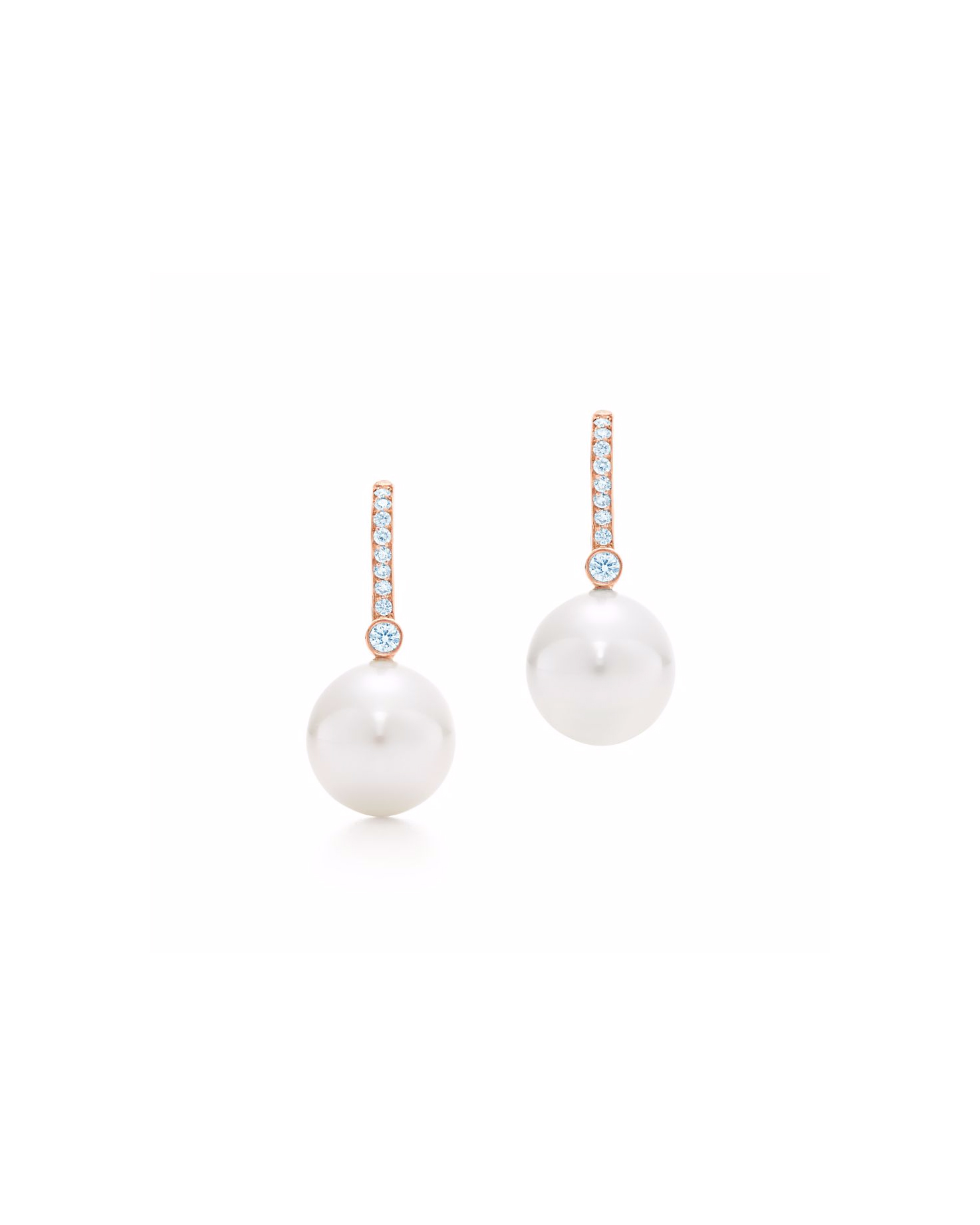 pearl wedding earrings tiffany and co
