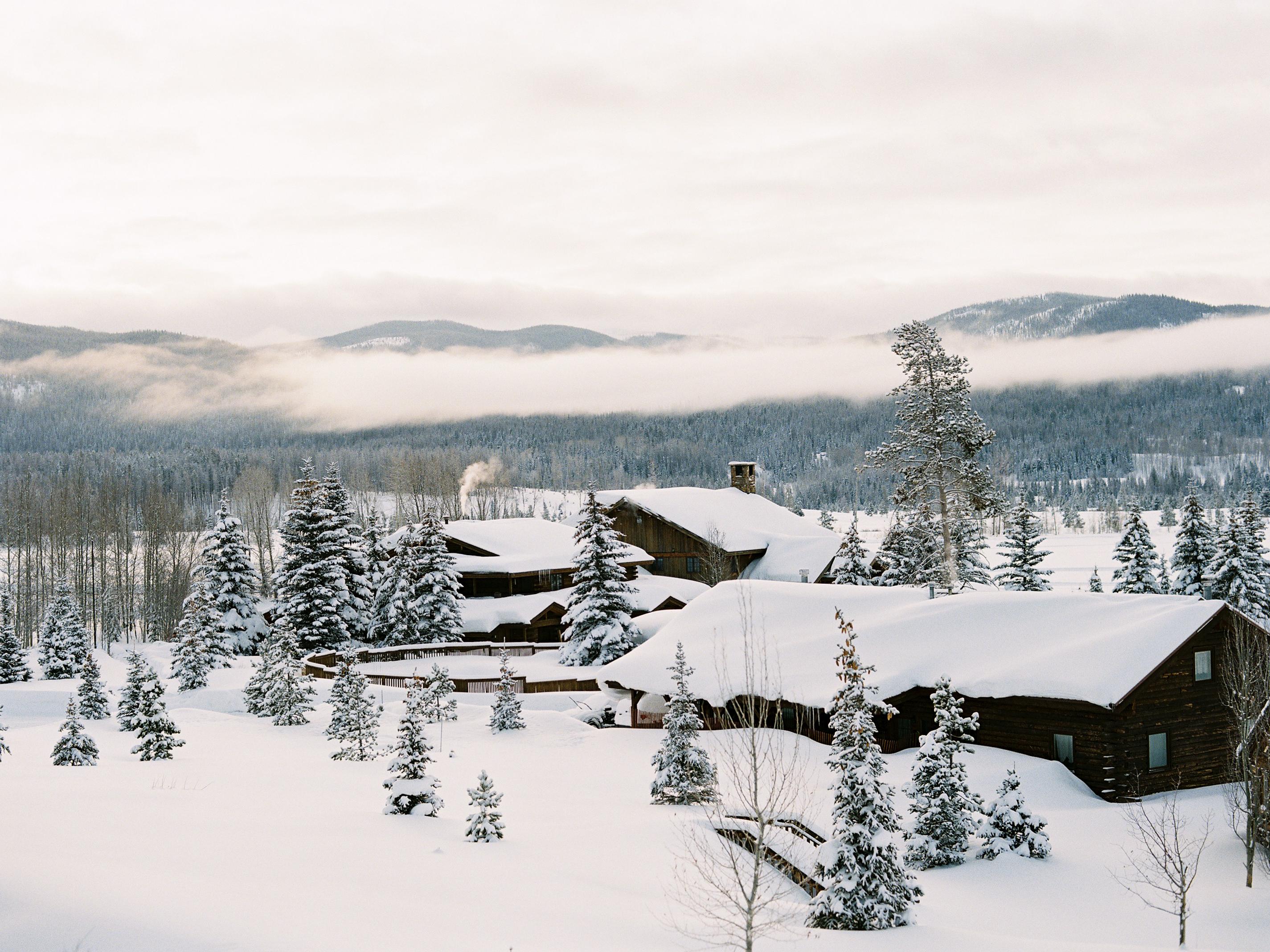Vista Verde Ranch, Clark, Colorado, Honeymoon Destination