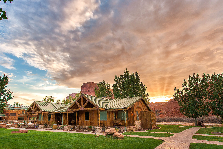 dude ranch honeymoon sorrel river ranch sky cabin outdoor