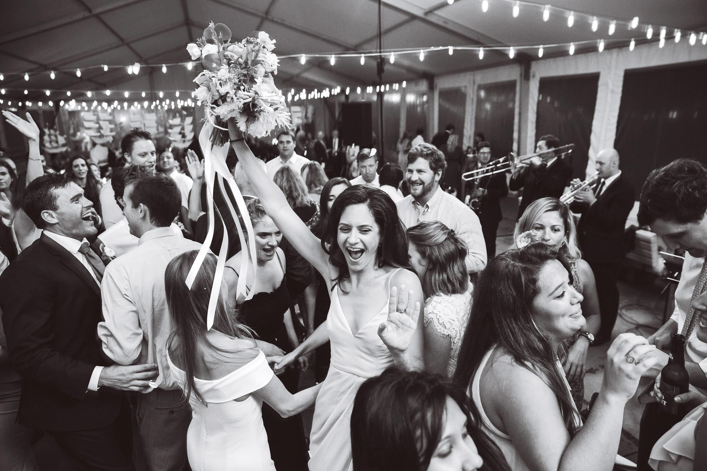 laura john wedding massachusetts bouquet