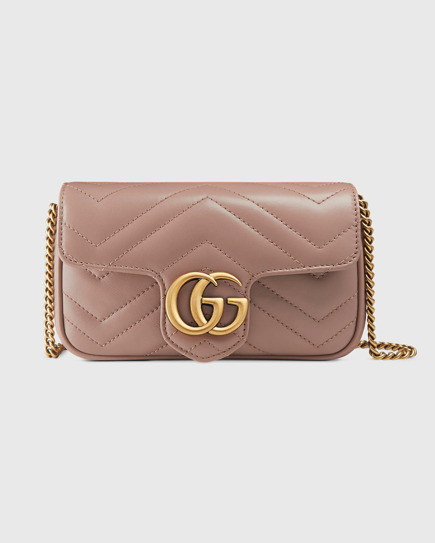 bronze anniversary gift bag purse gucci