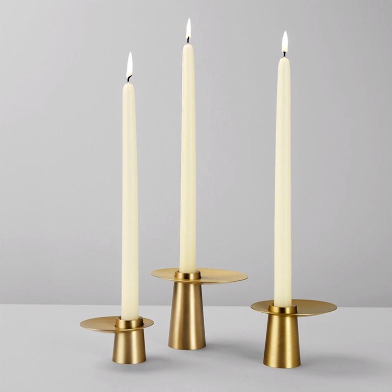 bronze anniversary gift candle holder