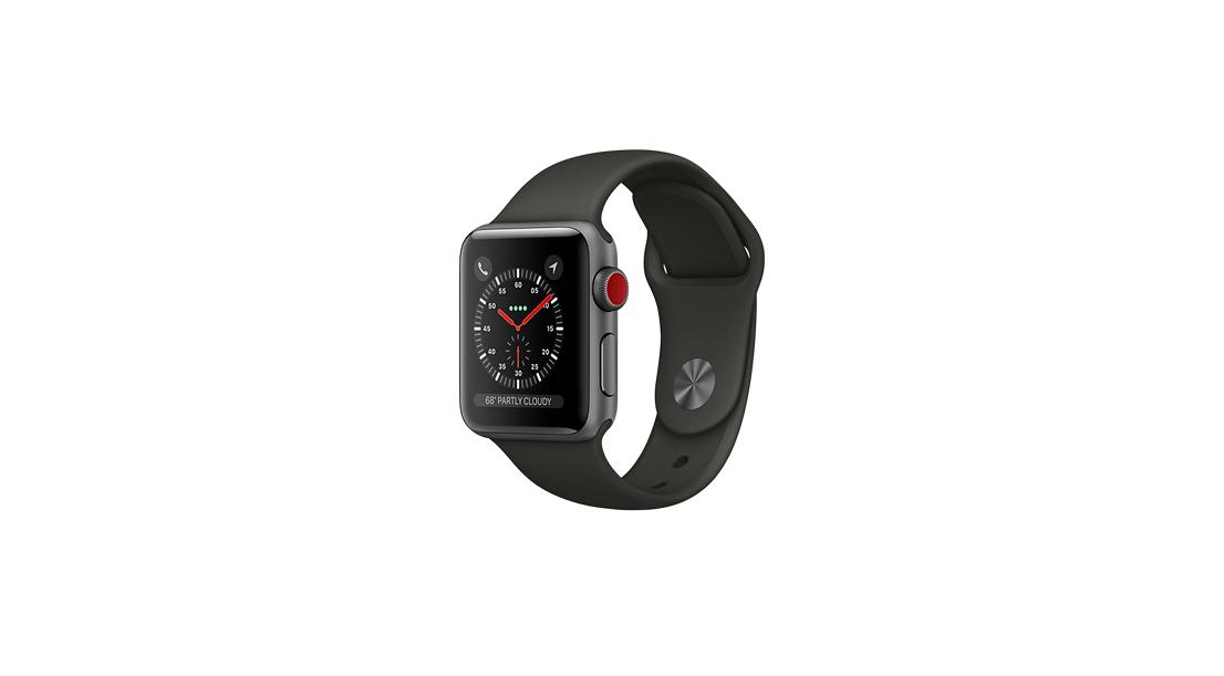 aluminum anniversary gift apple watch