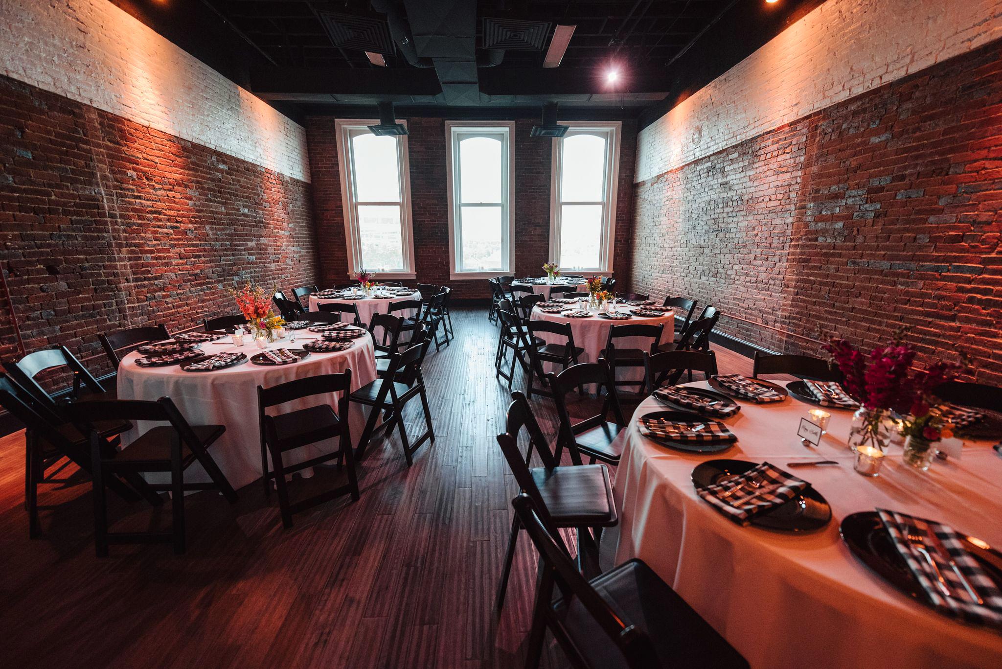 new venue restaurant indoor seating
