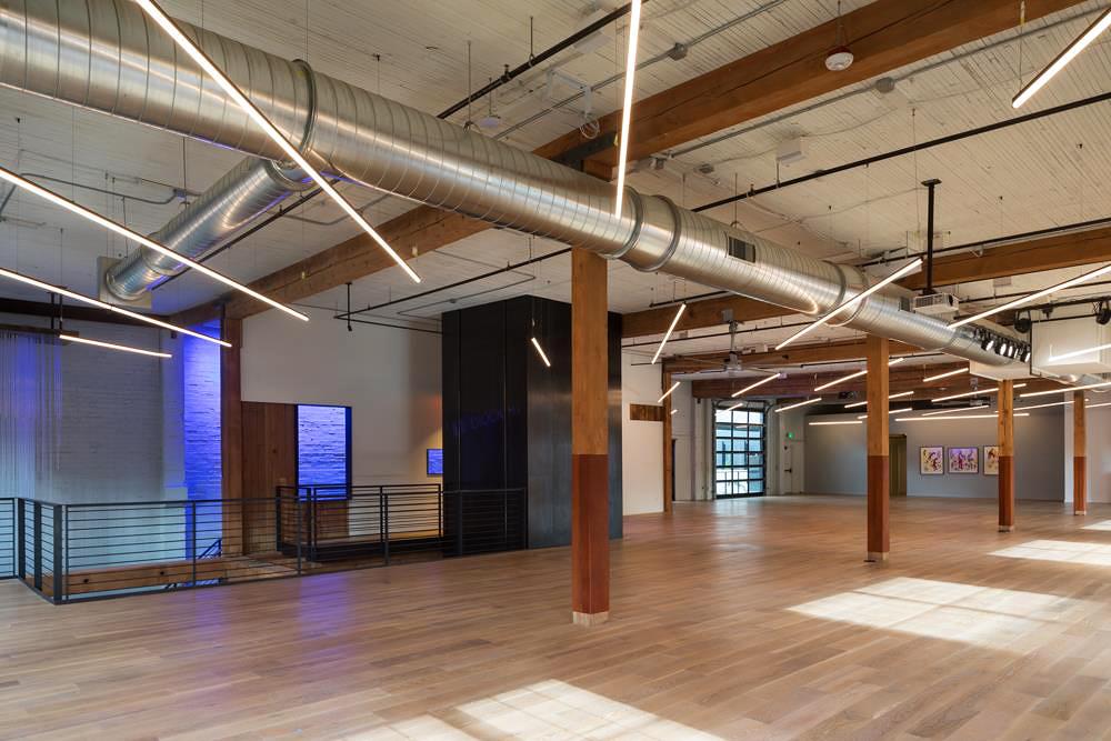 new venue indoor space