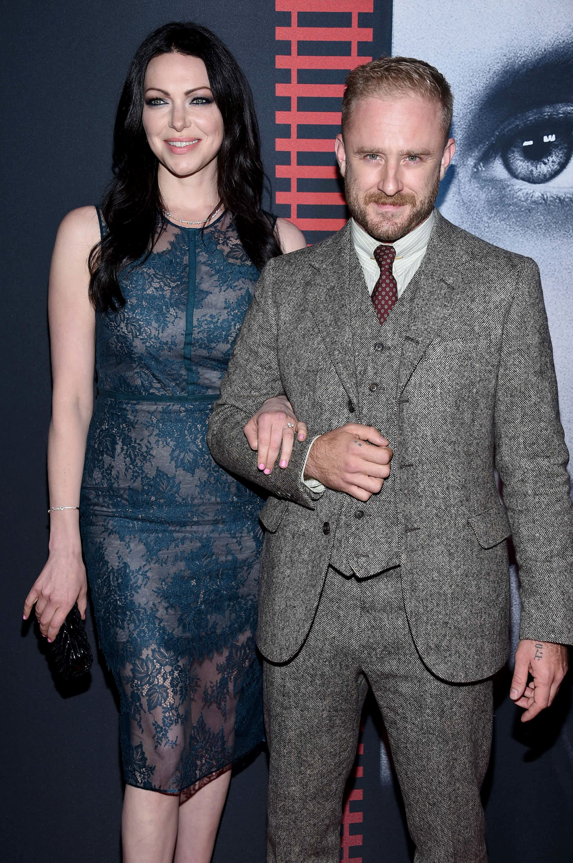 Laura Prepon And Ben Foster Are Expecting Their First Child Martha Stewart Weddings