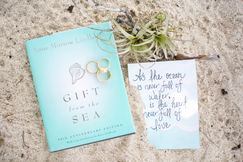 Beach Wedding Shower Themed Ideas