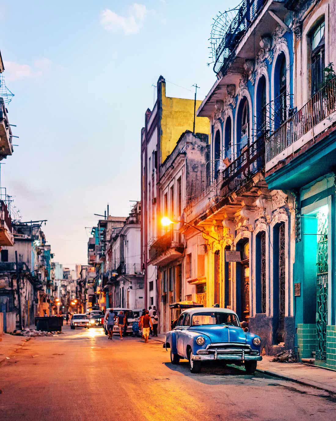 romantic caribbean destination cuba