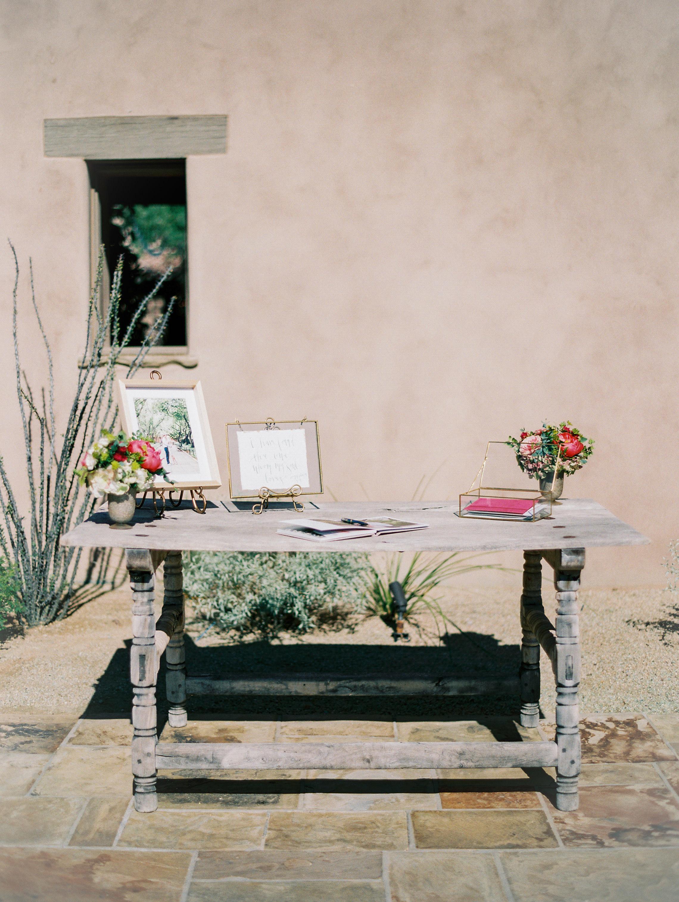 wedding gift tables rachel solomon photography wooden table