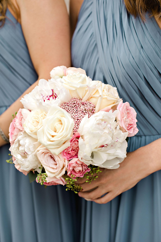washington dc wedding bridesmaid bouquet