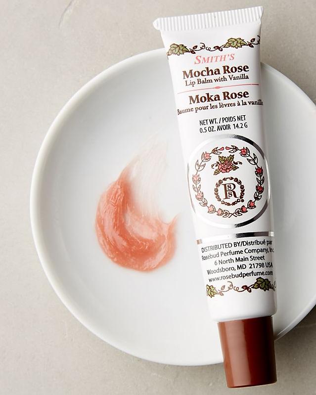 """Smith's Rosebud Salve Tube in """"Mocha Rose"""