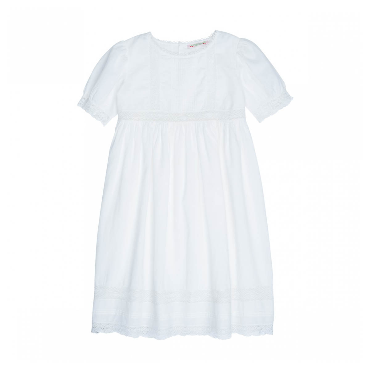 "Short Sleeve Flower Girl Dress, Bonpoint ""Gemma"" Dress"
