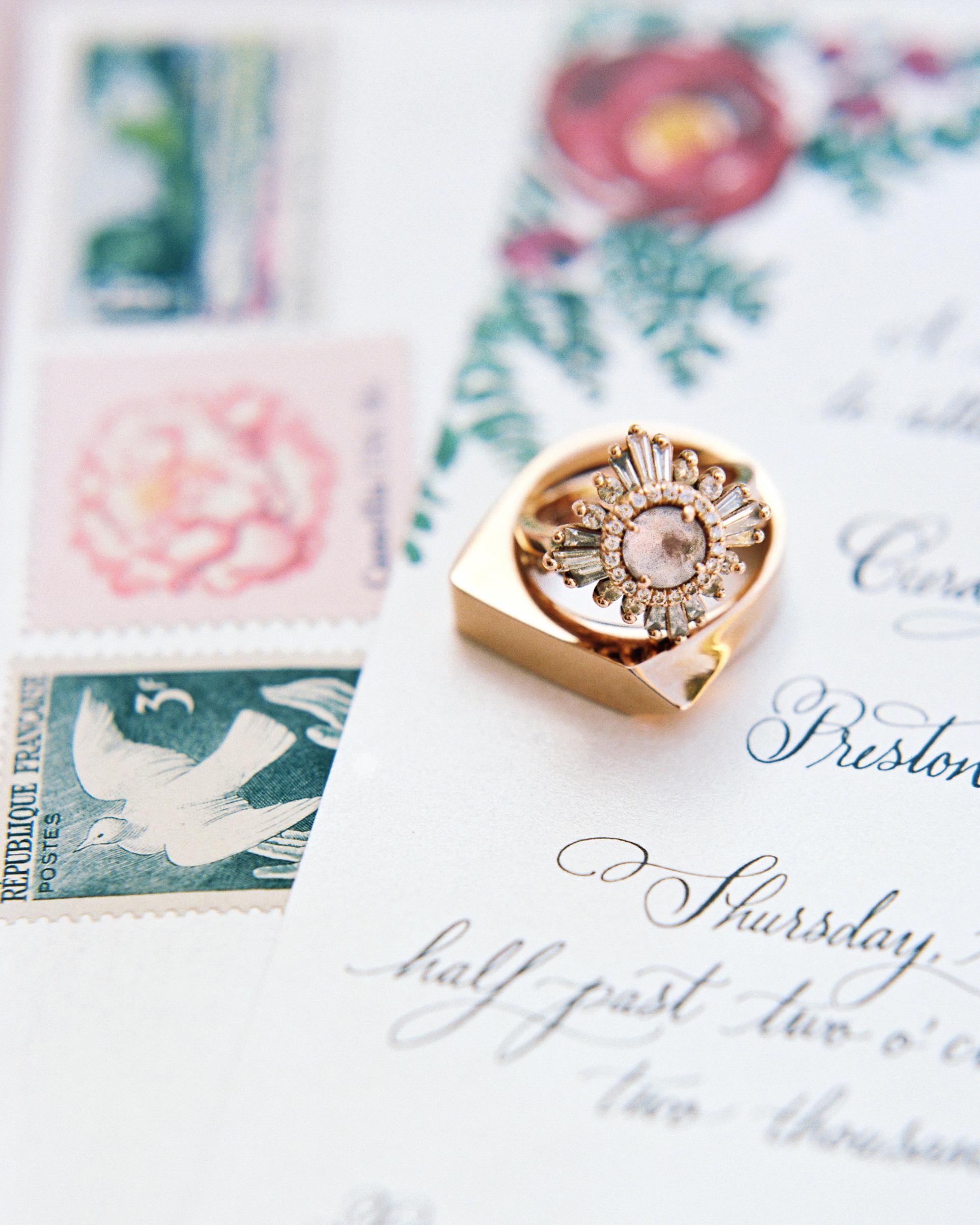 ciera preston wedding rings