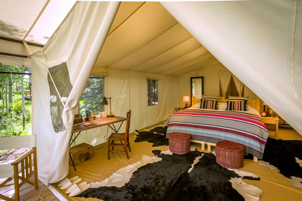 glamping bachelorette retreats dunton river camp