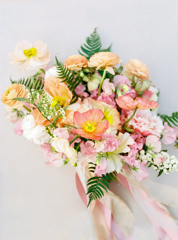 poppy bouquets olivia richards