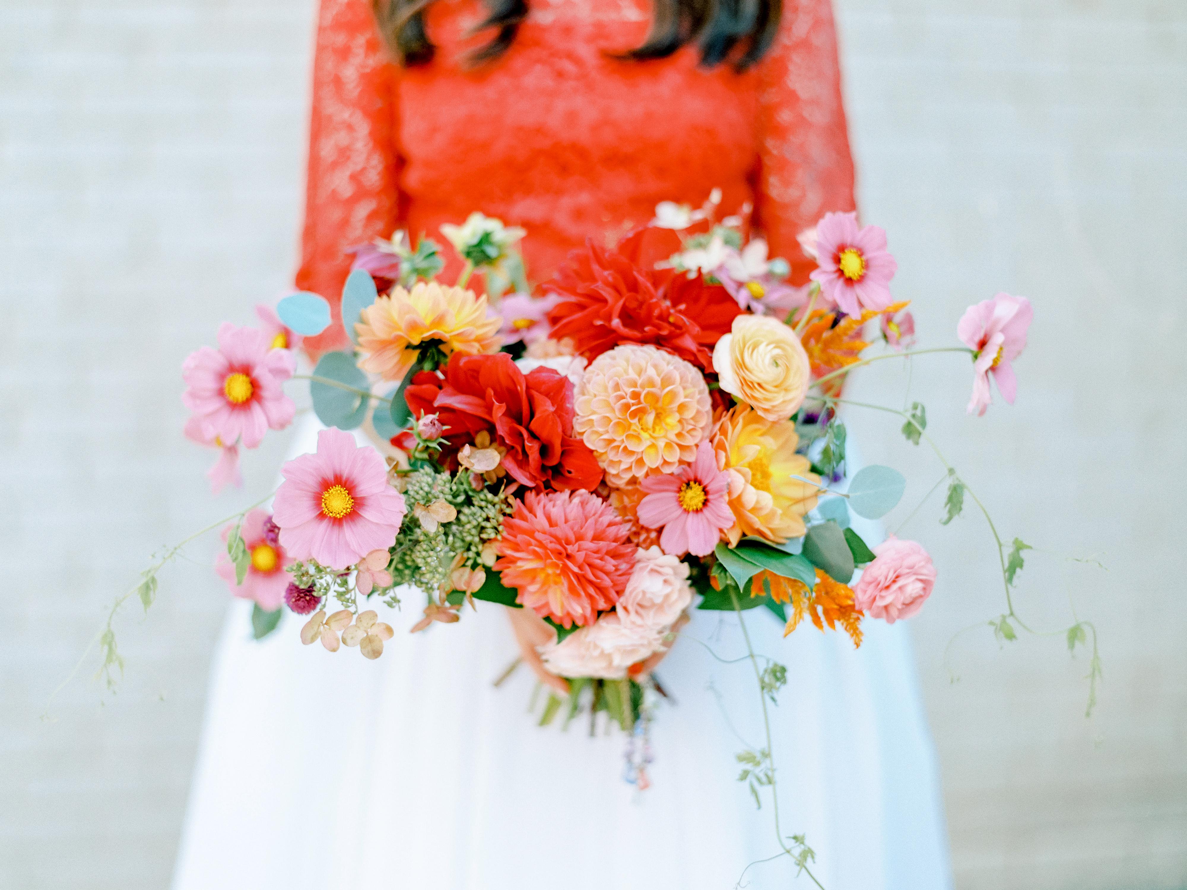 poppy bouquets serena jae