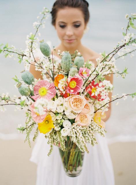 poppy bouquets stewart leishman