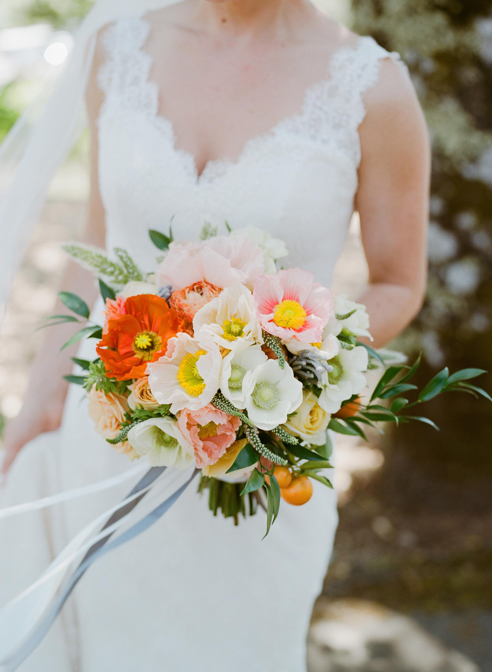poppy bouquets christina mcneill