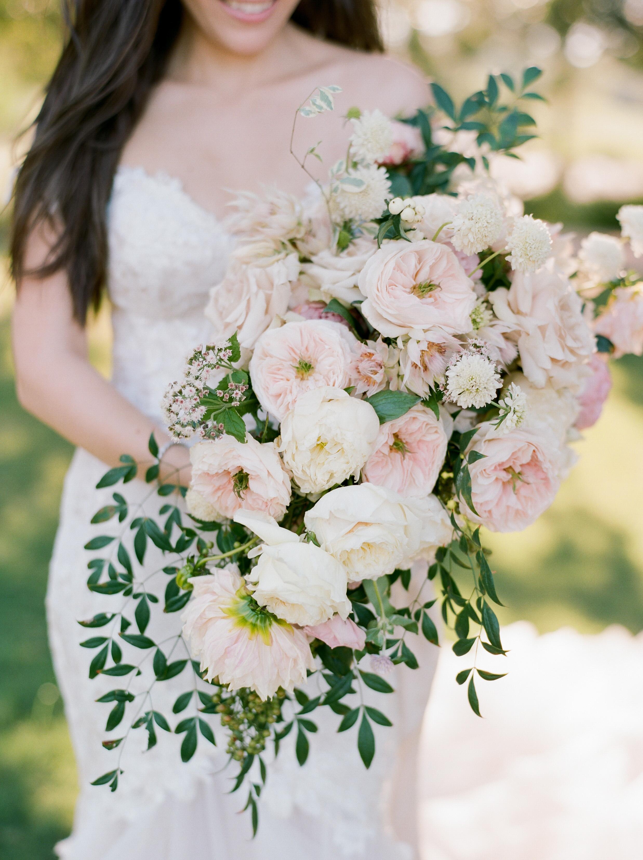 texas wedding bouqet