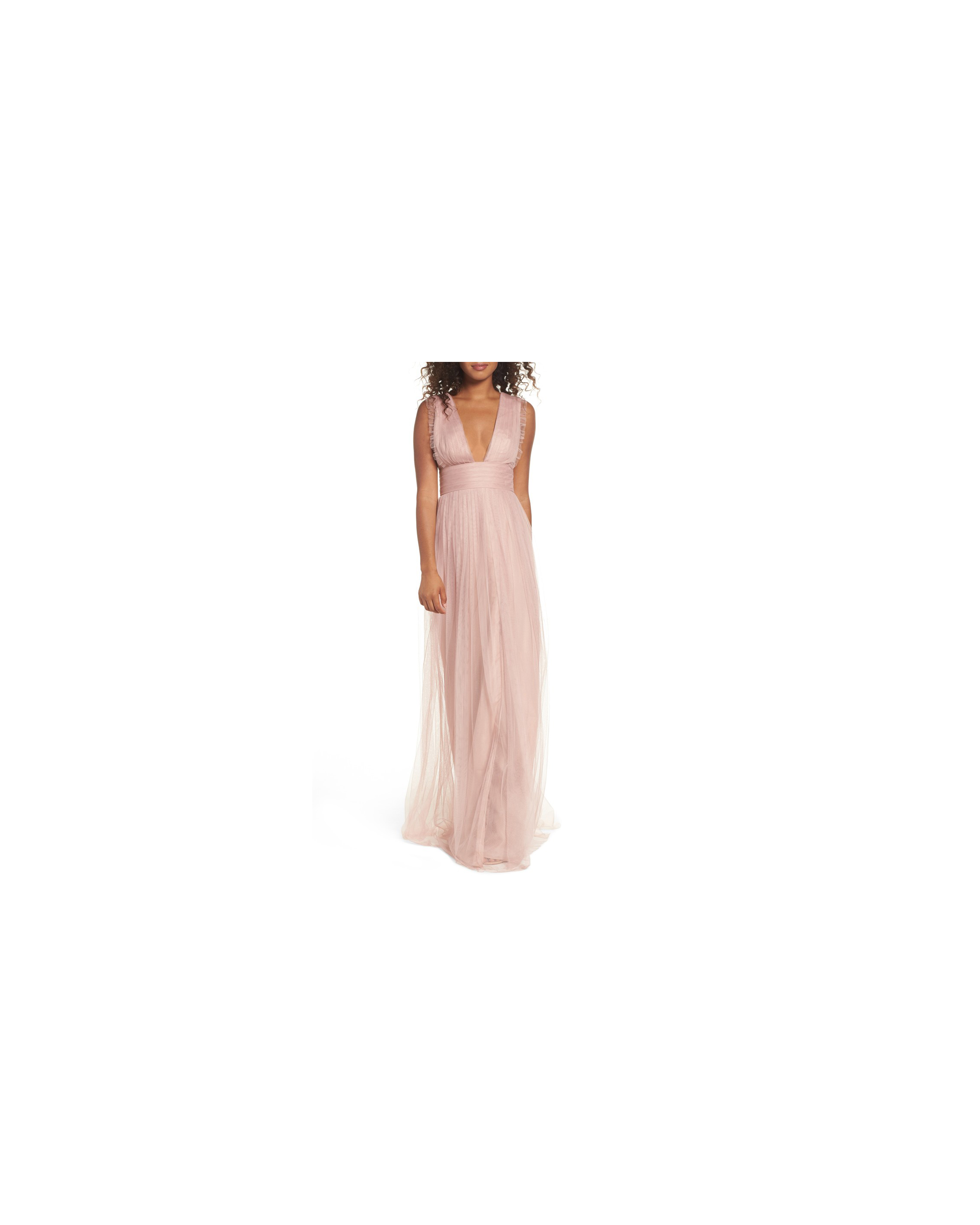 beige neutral bridesmaid dresses monique lhuillier isla