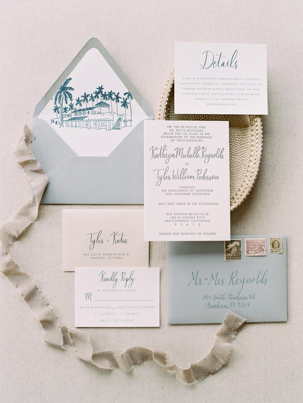 envelope invites mallory dawn