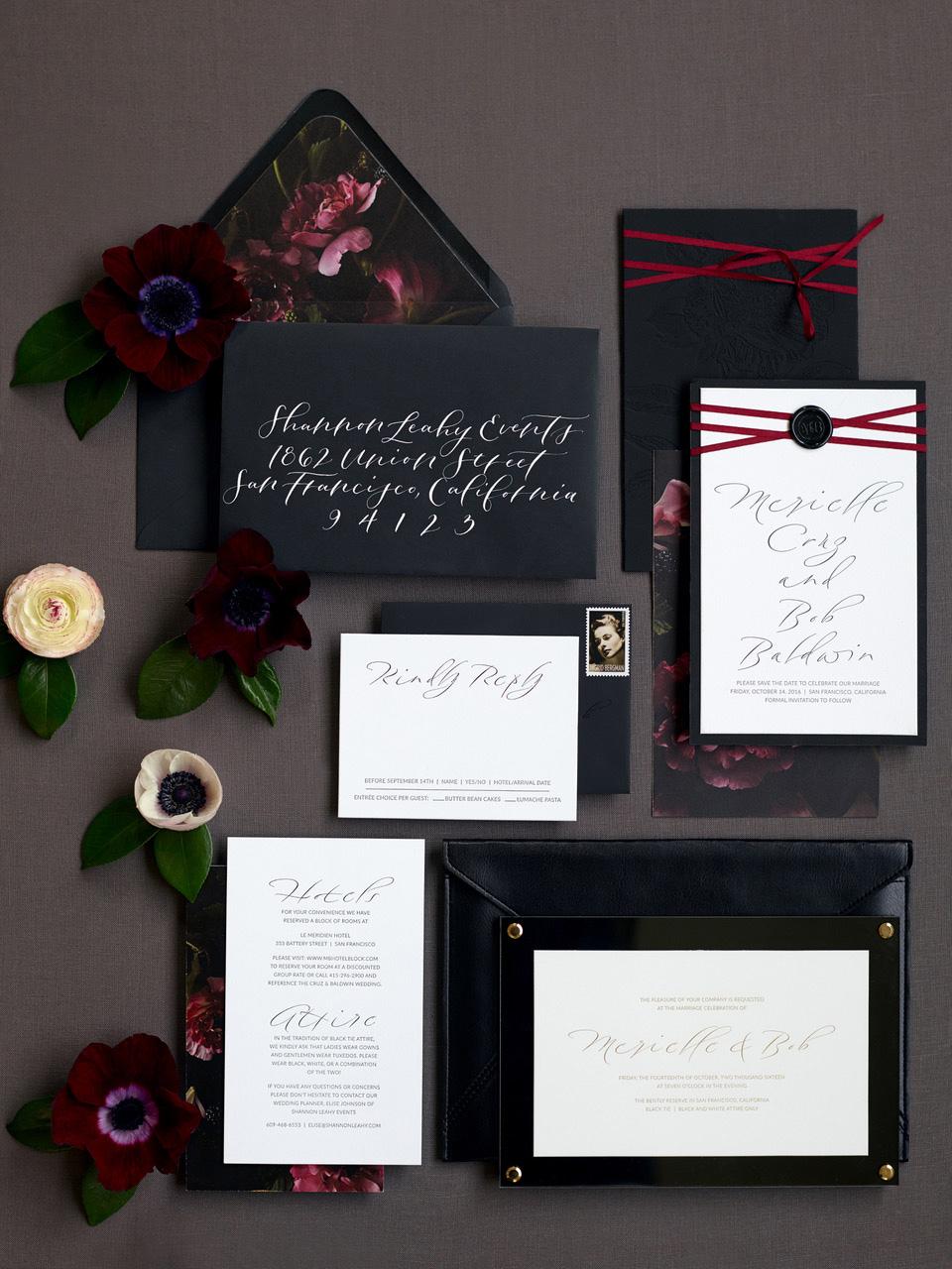 envelope invites jose villa