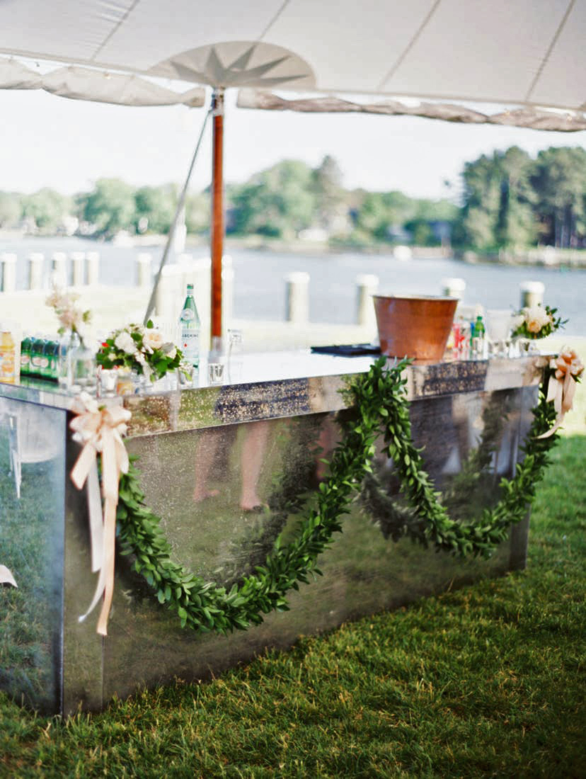mercury glass wedding ideas erich mcvey