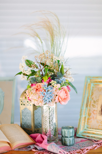 mercury glass wedding ideas megan clouse