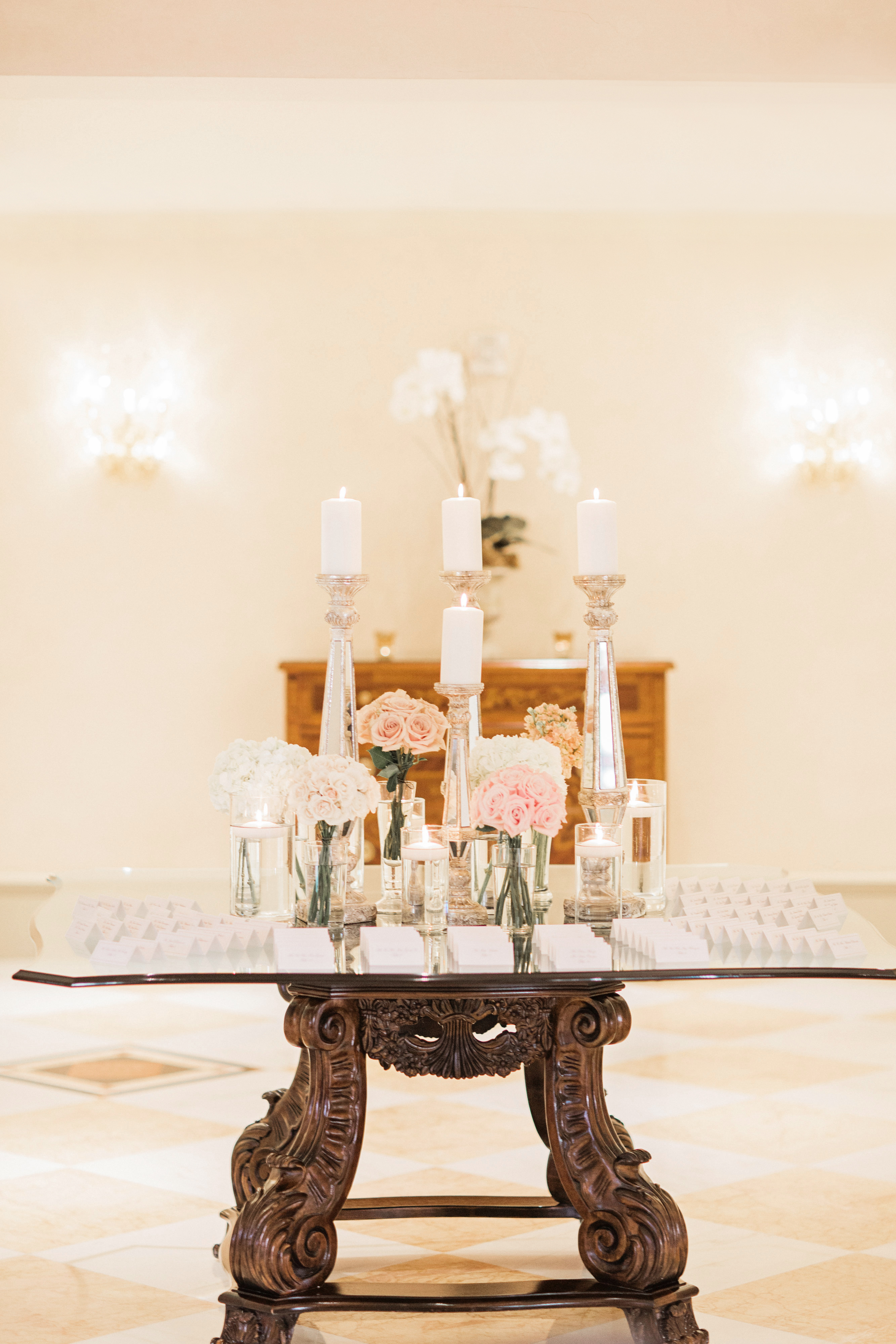 mercury glass wedding ideas dyanna lamora photography