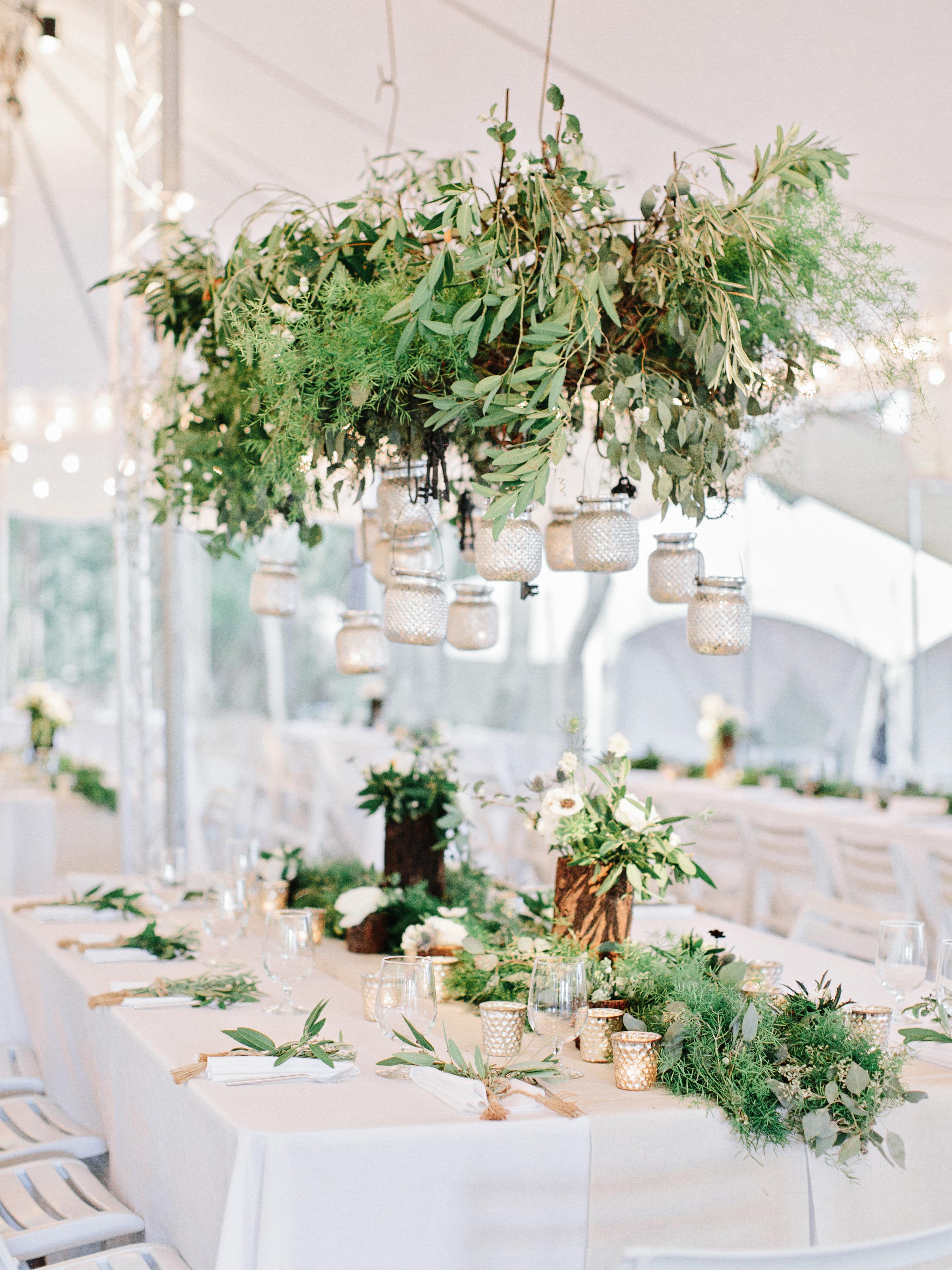 mercury glass wedding ideas amy arrington