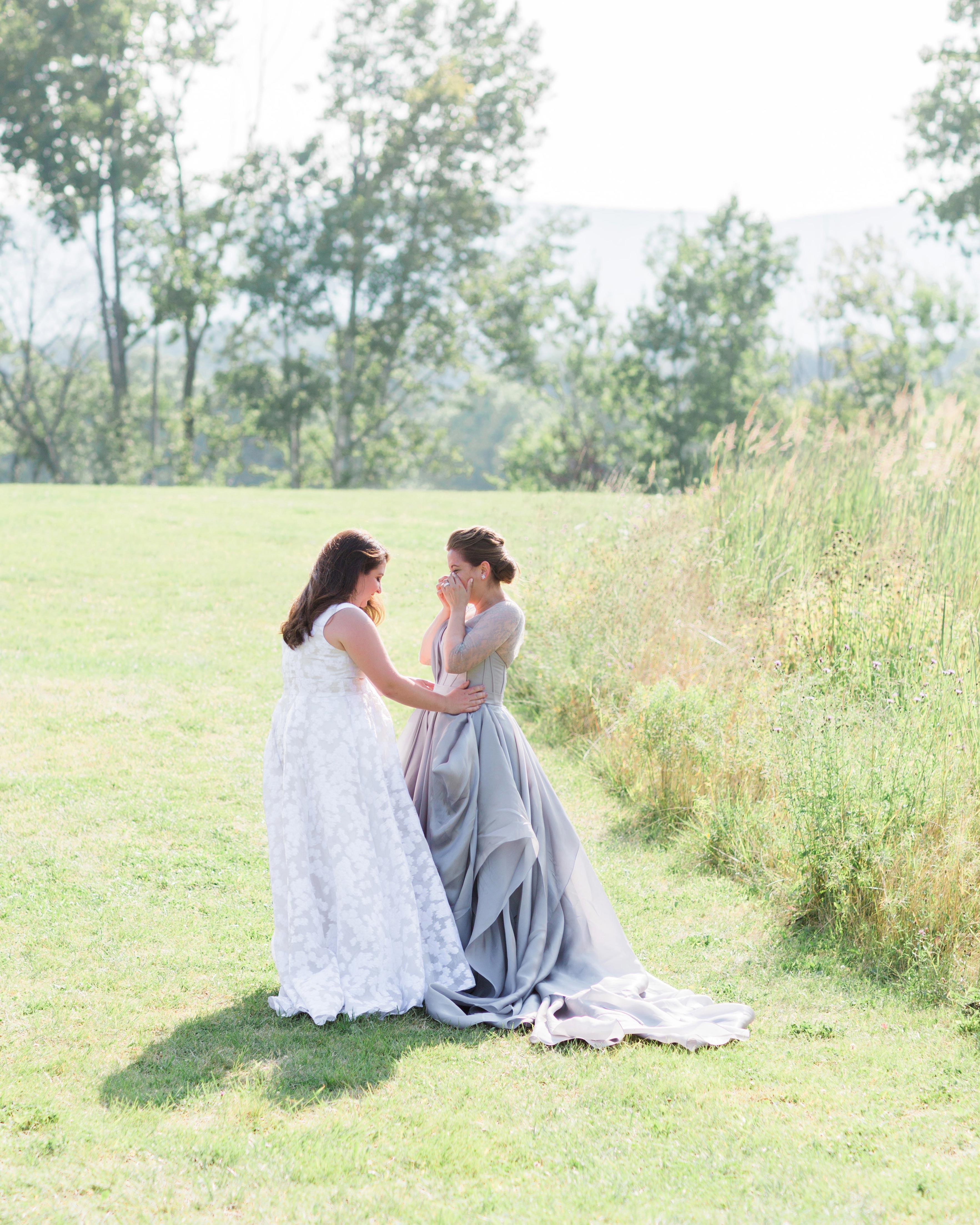 ashley samantha wedding cornwall ny first look