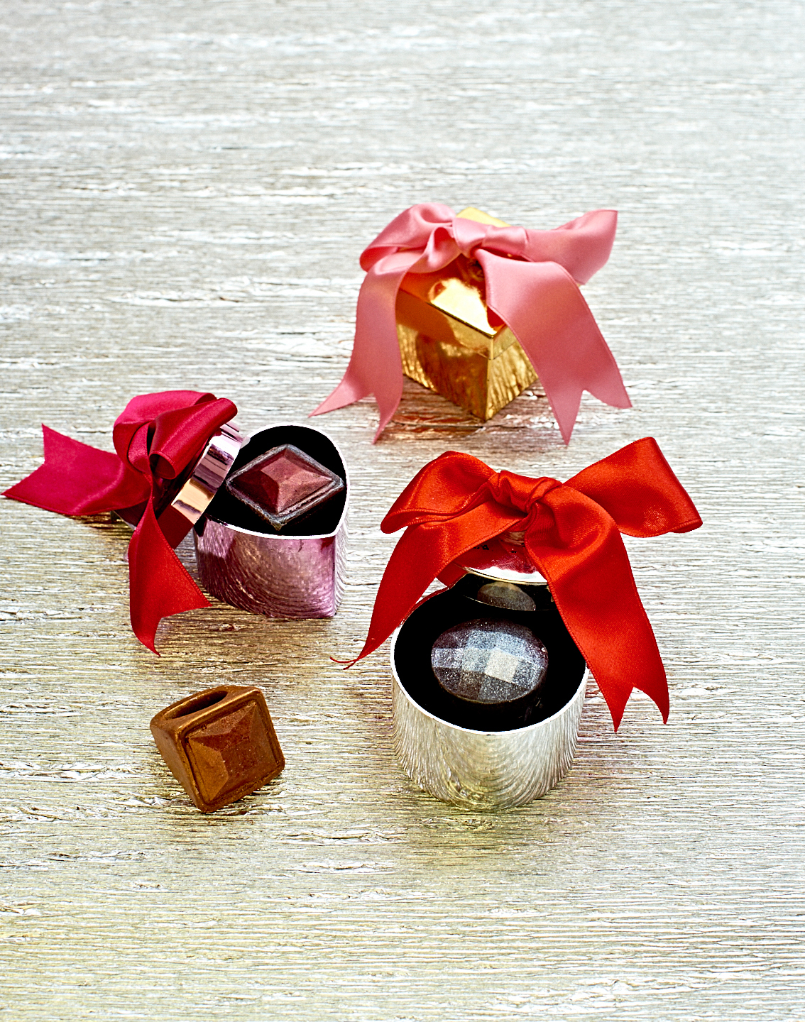 colleen jewel bridal shower chocolate favors