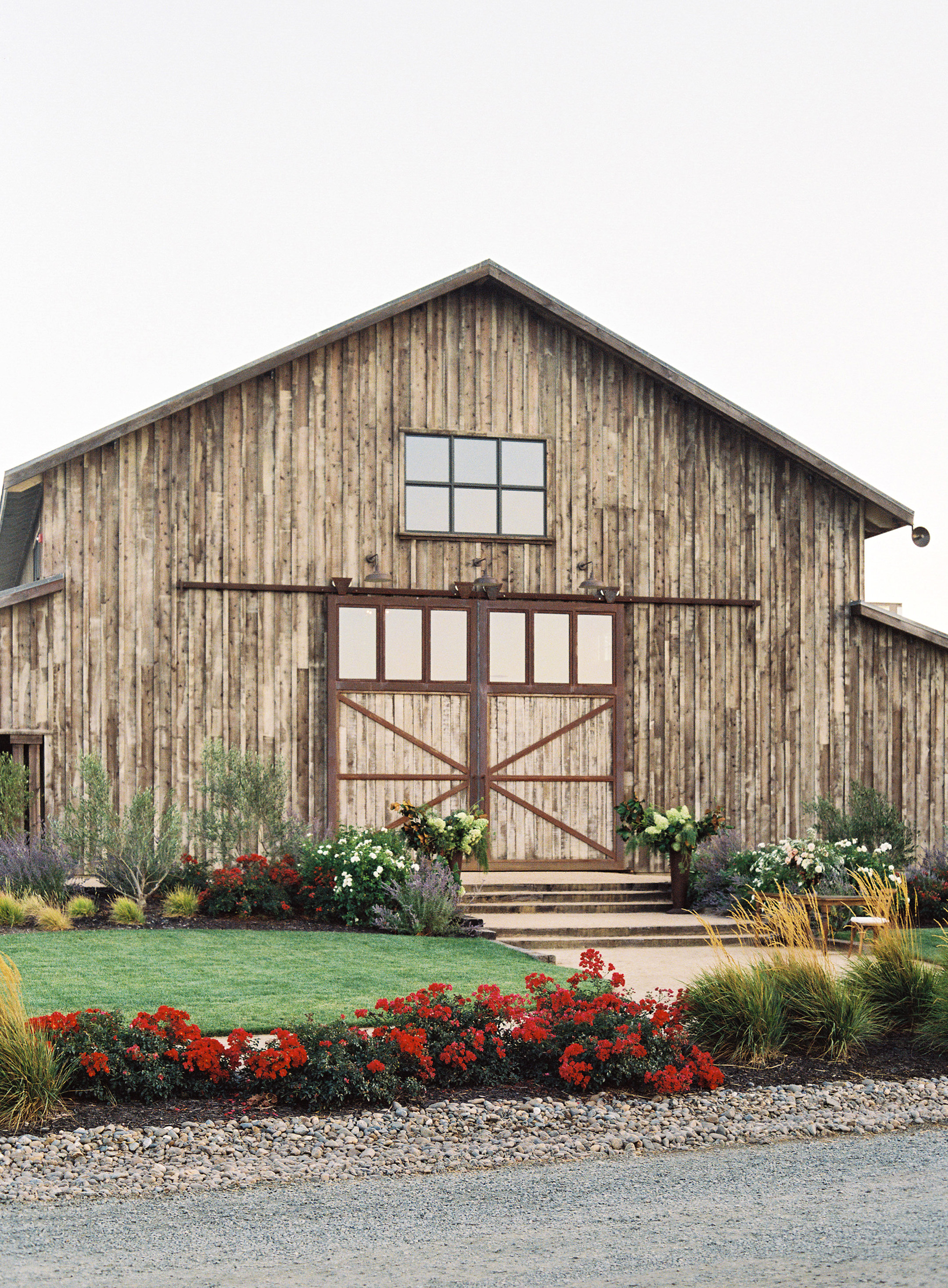 emily siddartha wedding barn