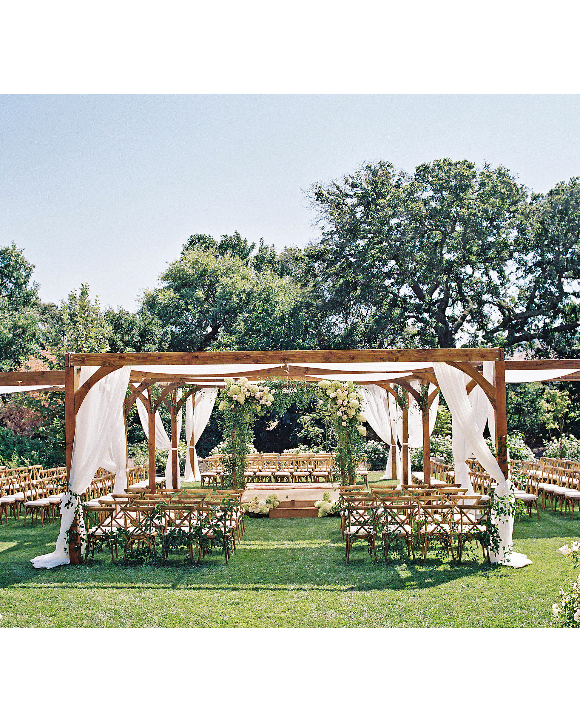 emily siddartha wedding mandap outside