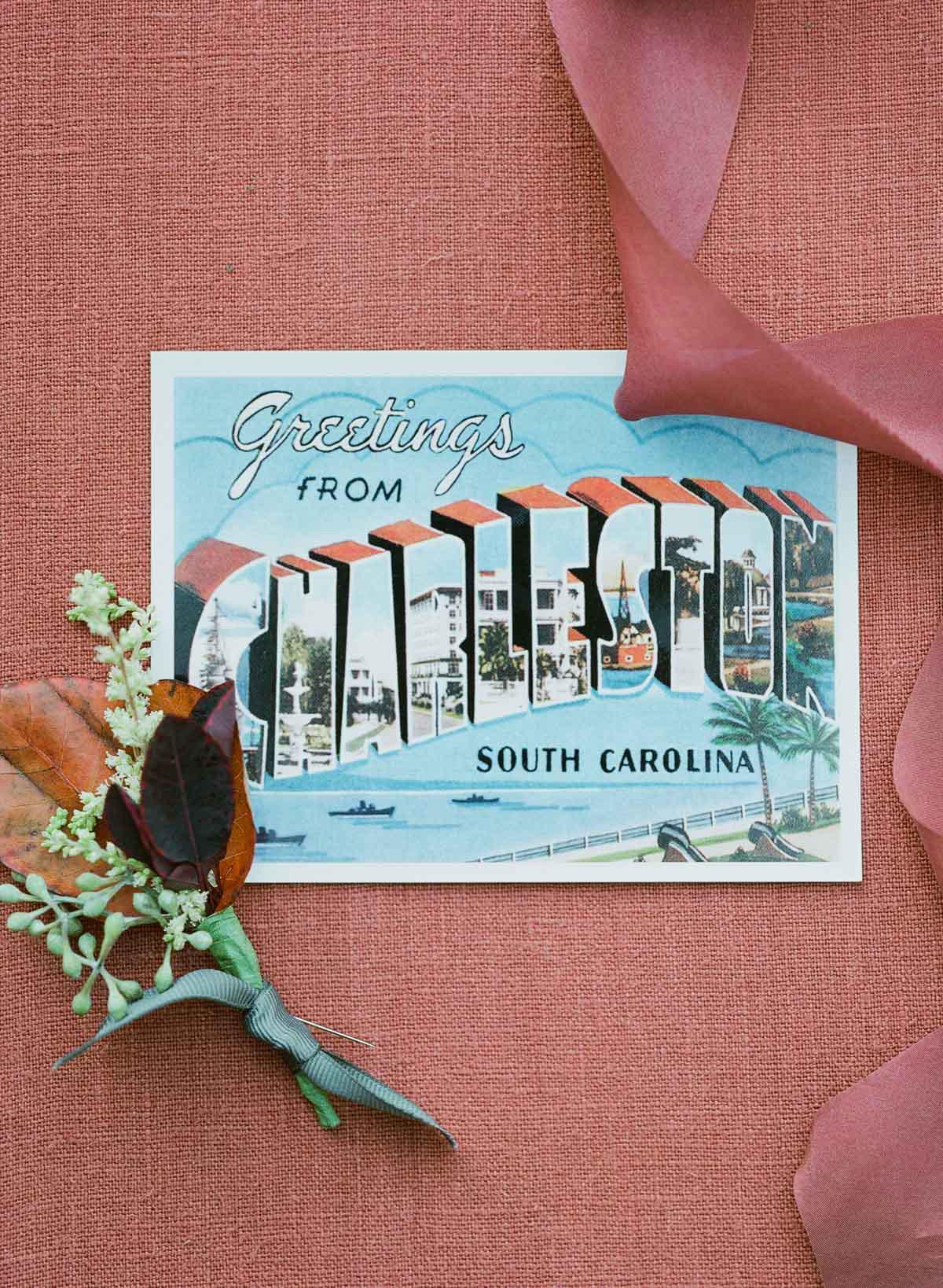 postcard invites greg finck