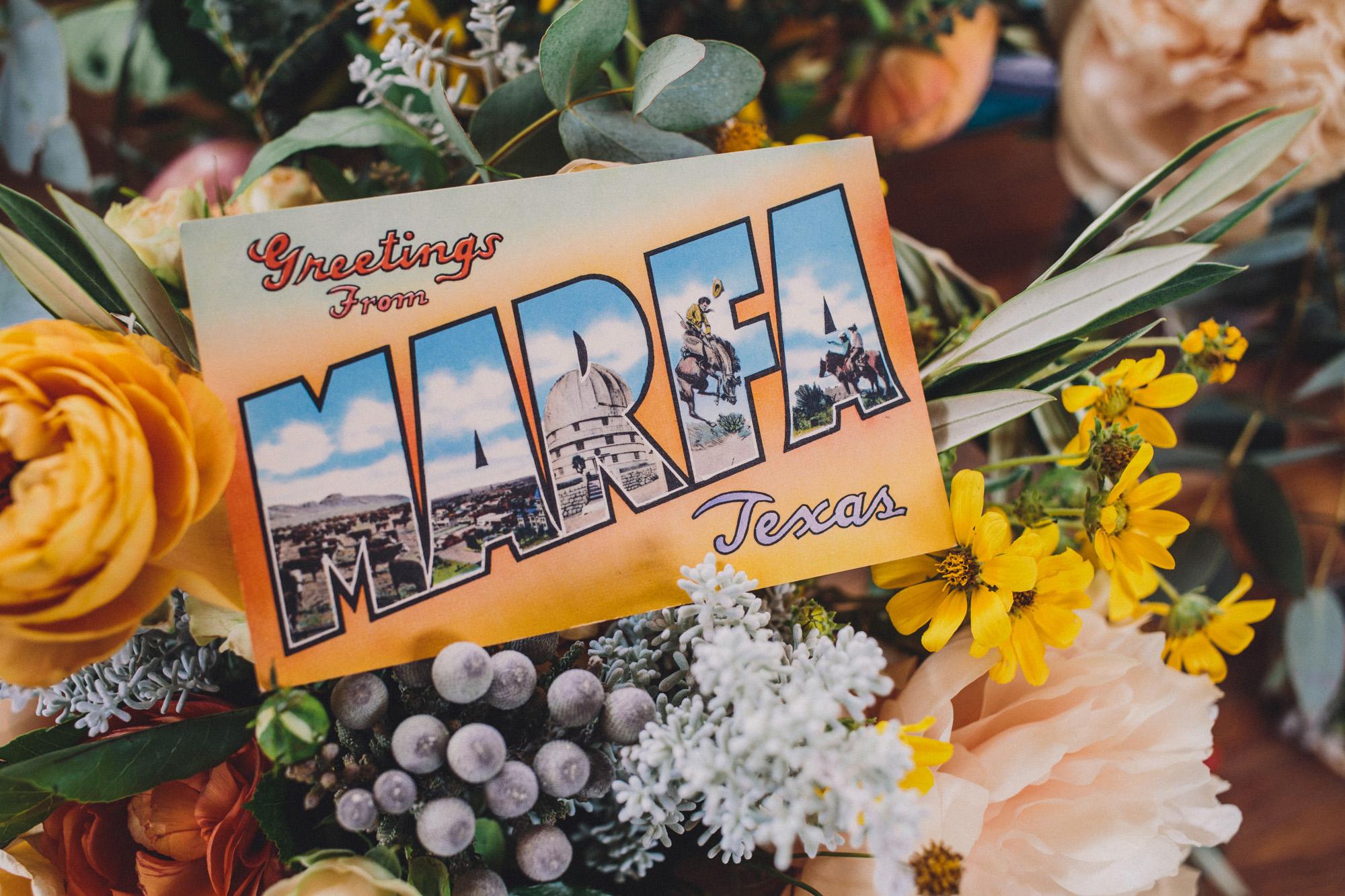 postcard invites mandee johnson