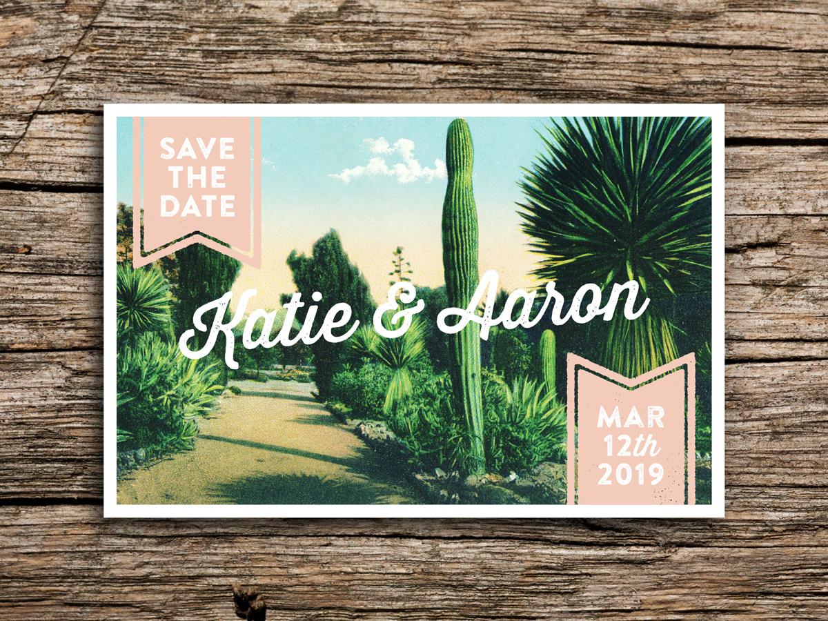 postcard invites factorymade etsy