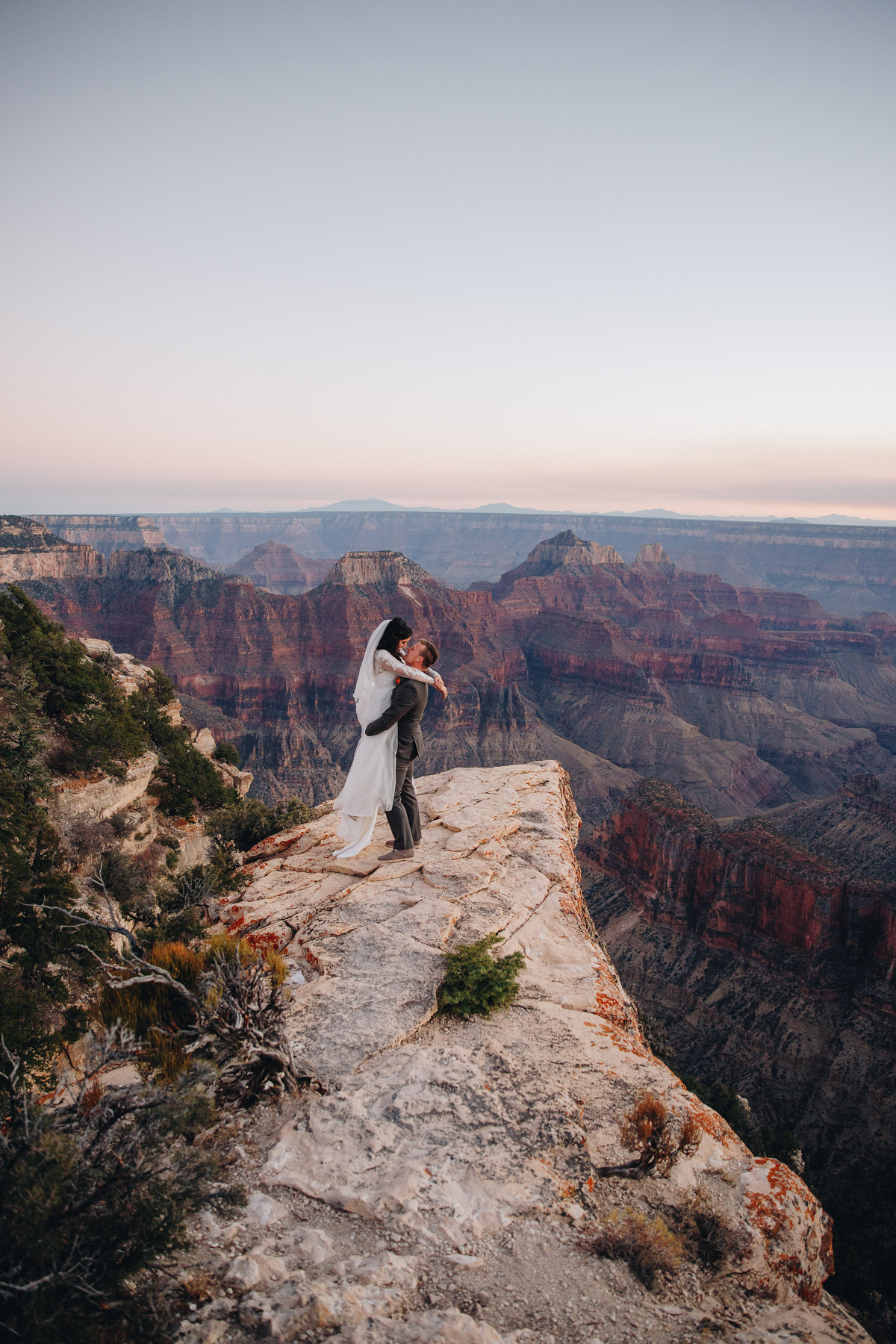 Love as Deep as the Grand Canyon