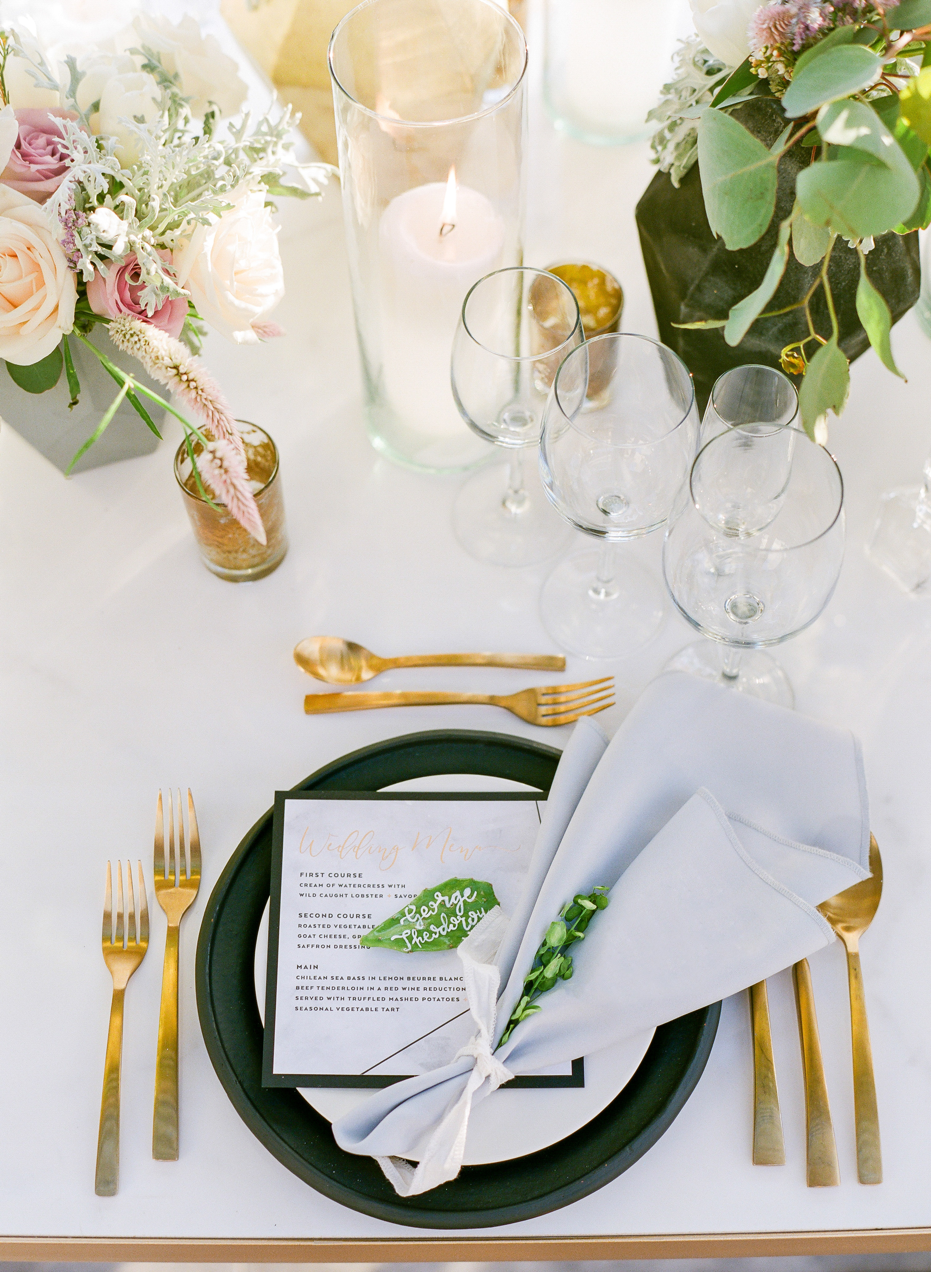 vicky james mexico table placesetting