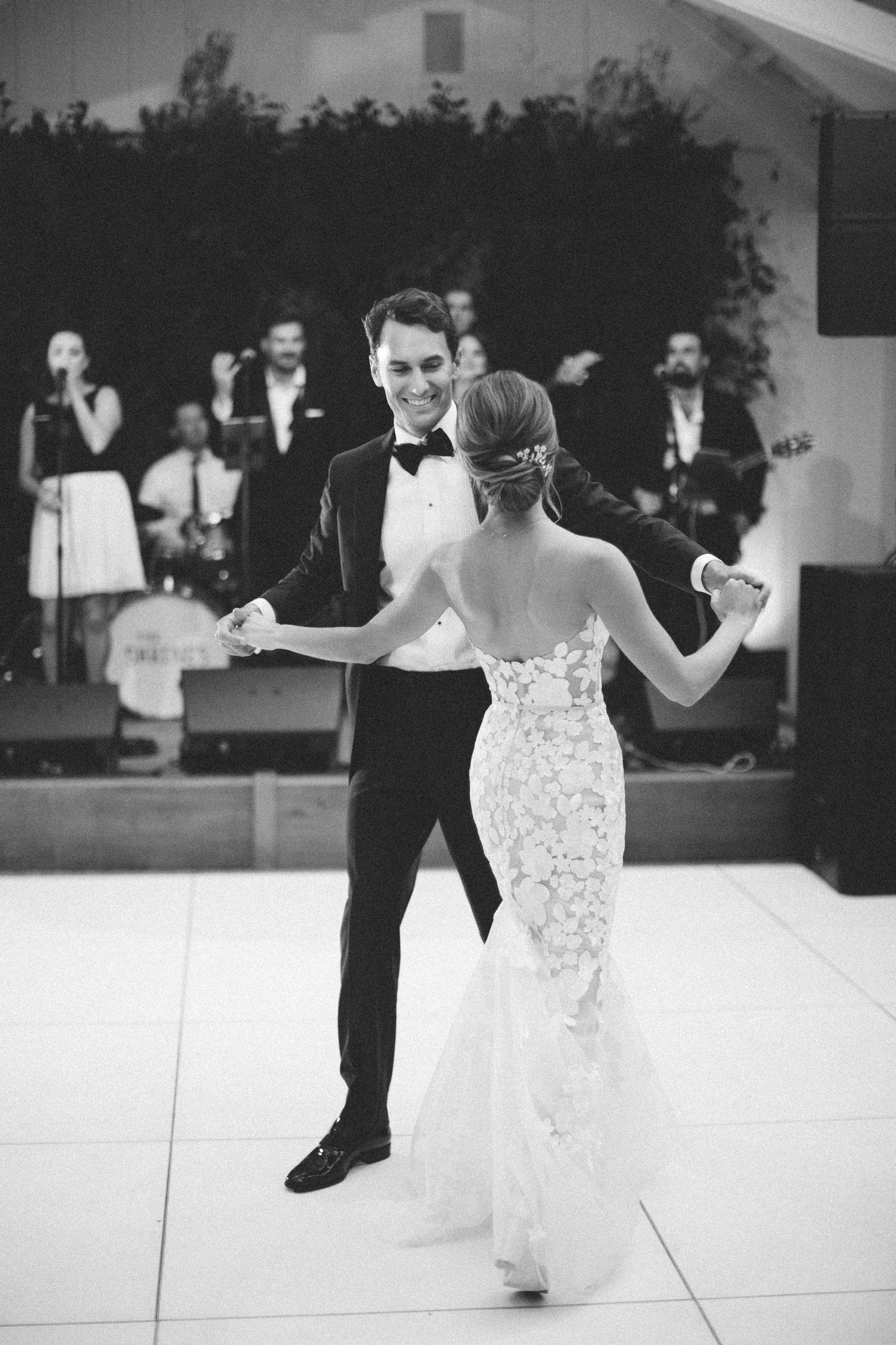 caitlin michael wedding first dance