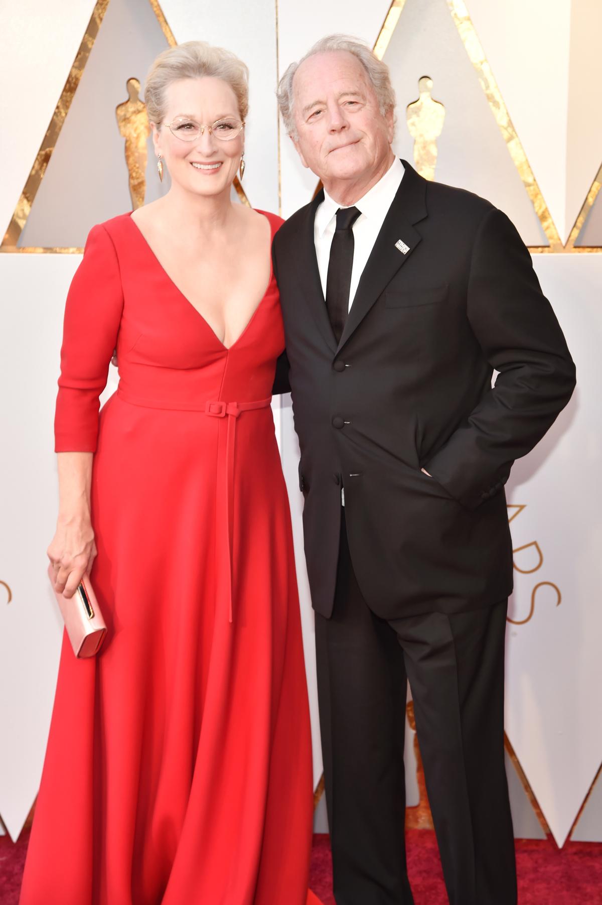 longest celebrity relationships meryl streep don gummer getty