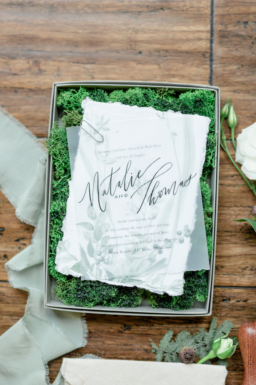 wedding invitation boxes hanna taylor