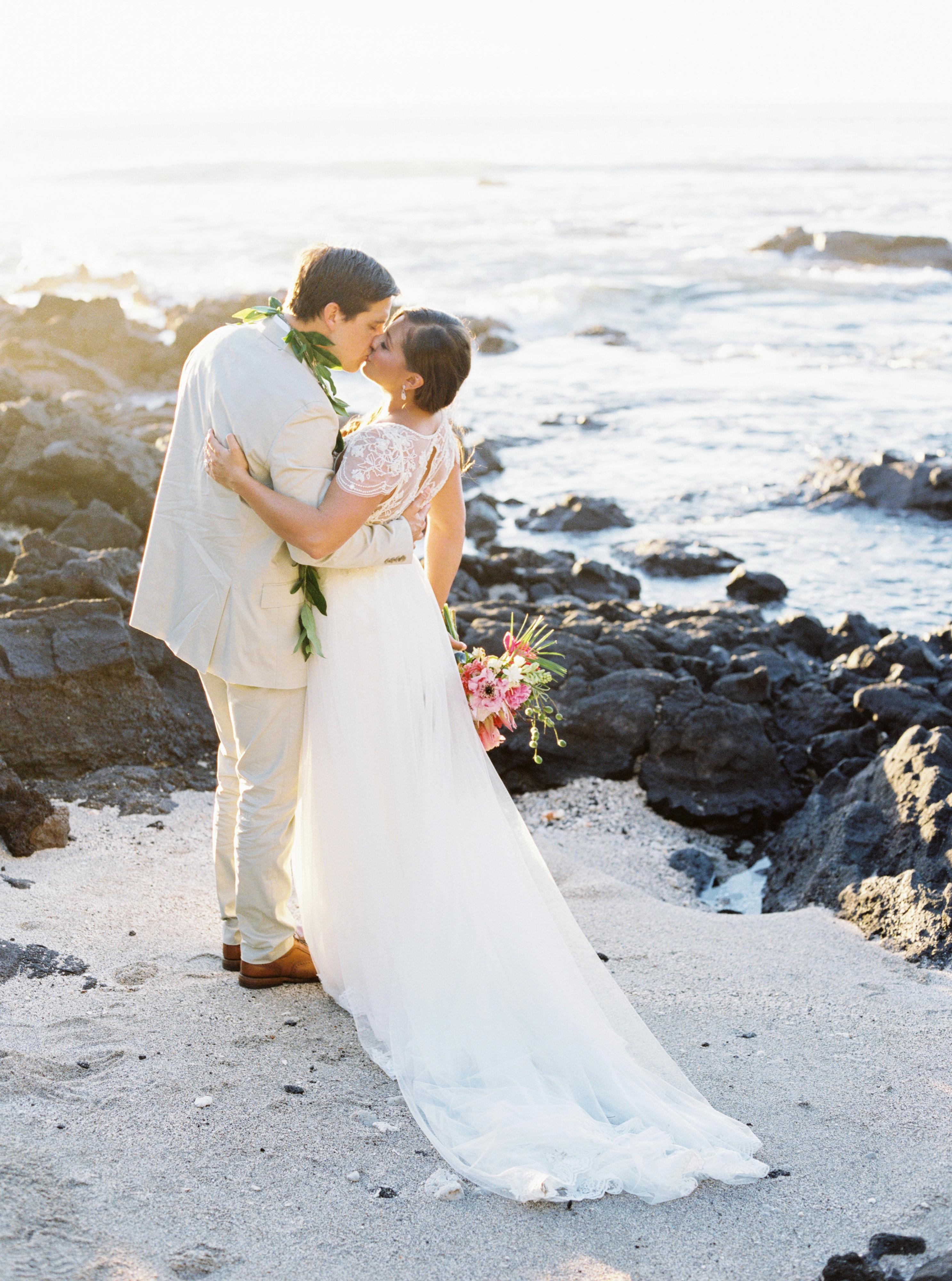 couples ocean