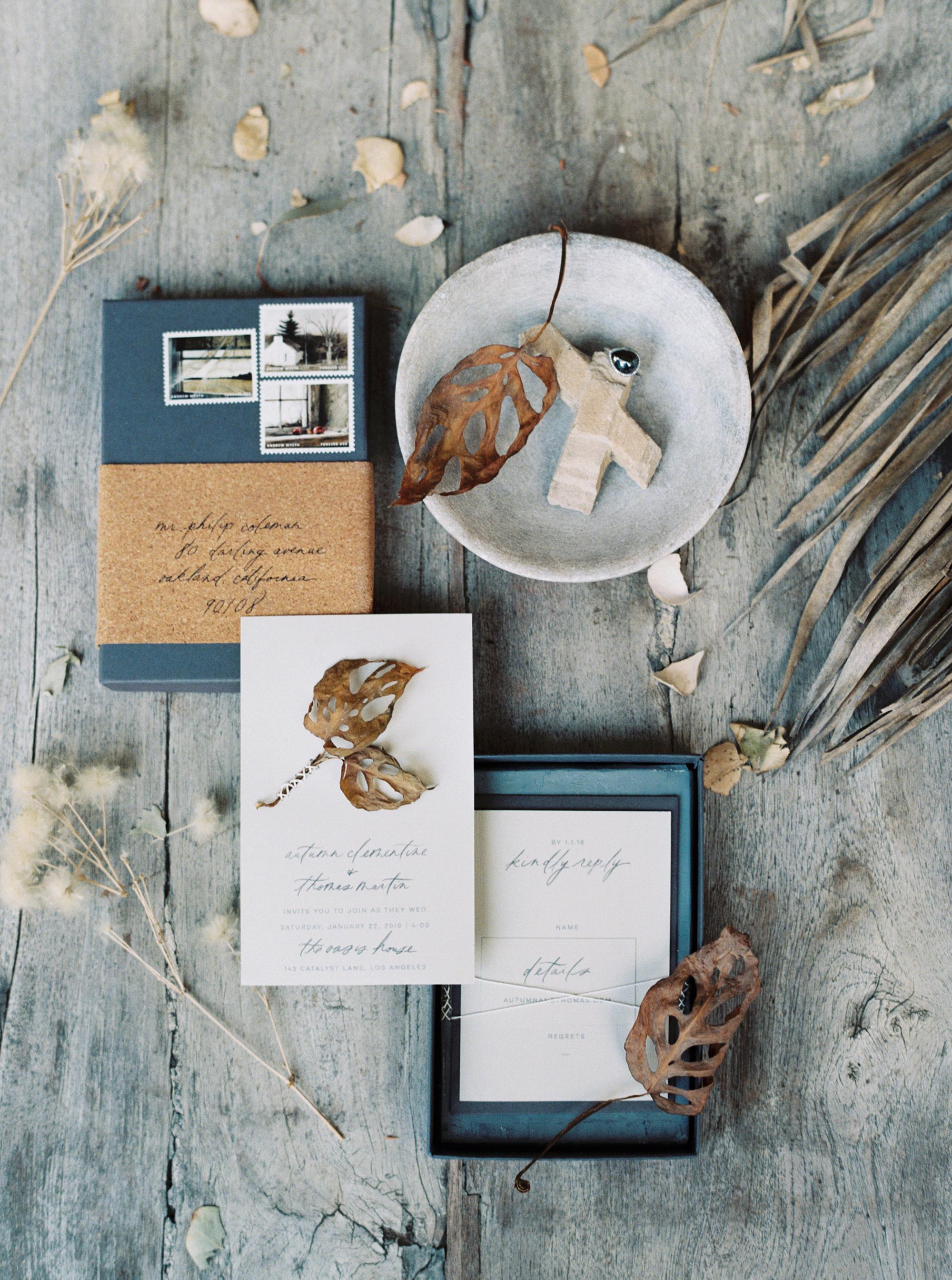 wedding invitation boxes this modern romance