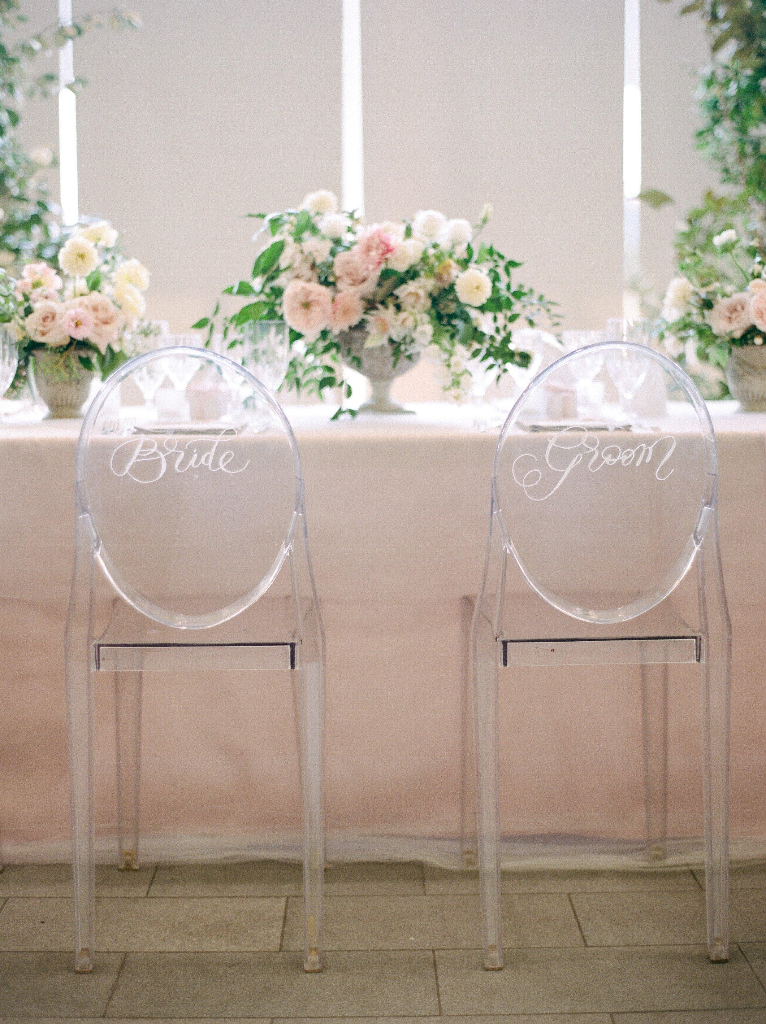 Popular Wedding Rental Chair Types Martha Stewart Weddings